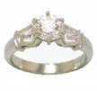 Jacques Diamond Engagement Ring DBS542